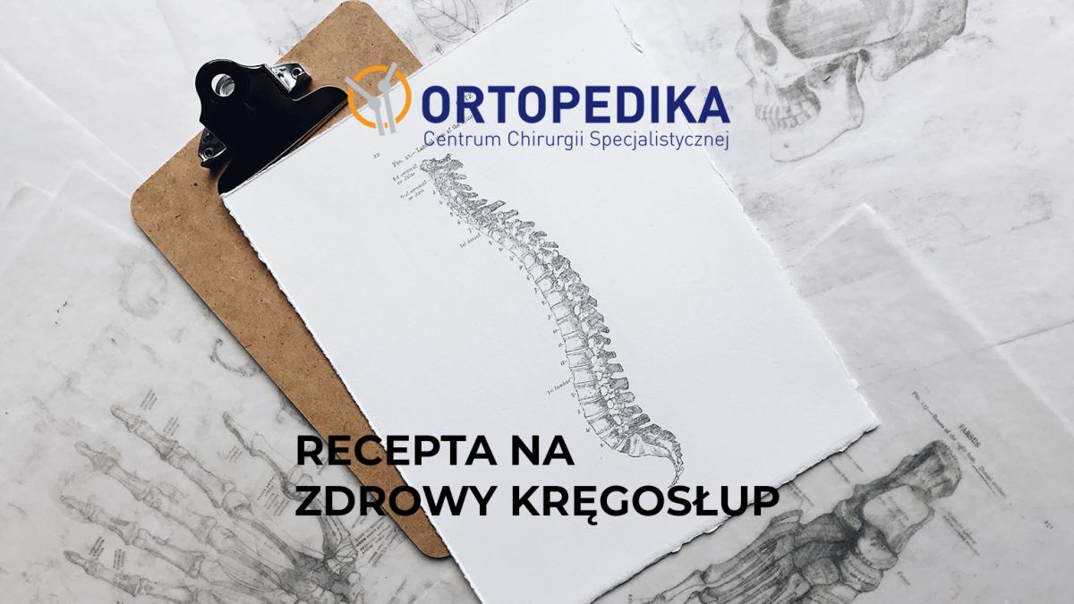 ortopedika kręgosłup operacja