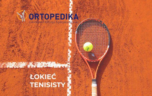 Łokieć tenisisty – czym jest, jakie są objawy.